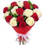 РОЗЫ - цветы и букеты на roza.pl.ua