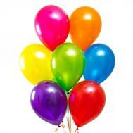 7 воздушных шариков - цветы и букеты на roza.pl.ua