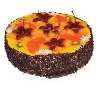 Fruit cake - flowers and bouquets on roza.pl.ua