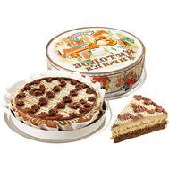 Торт Золотой ключик - цветы и букеты на roza.pl.ua