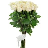White imported roses - flowers and bouquets on roza.pl.ua