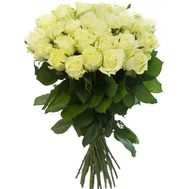 Bouquet of 25 roses - flowers and bouquets on roza.pl.ua