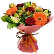 Birthday bouquet for mom - flowers and bouquets on roza.pl.ua