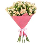 Bouquet of bush roses - flowers and bouquets on roza.pl.ua