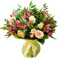 Bouquet rasstrepish - flowers and bouquets on roza.pl.ua