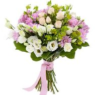 Elegant bouquet for the girl - flowers and bouquets on roza.pl.ua