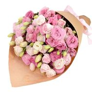 Beautiful flower bouquet - flowers and bouquets on roza.pl.ua