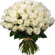 Charming bouquet of imported roses - flowers and bouquets on roza.pl.ua