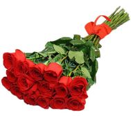 Perfect bouquet of roses - flowers and bouquets on roza.pl.ua