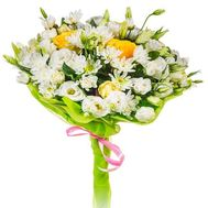 An air bouquet of flowers - flowers and bouquets on roza.pl.ua