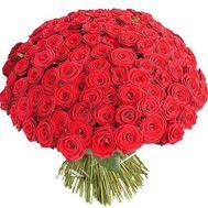 Букет из 251 розы - цветы и букеты на roza.pl.ua
