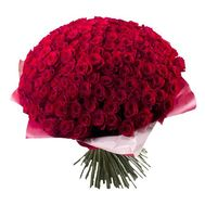 Bouquet of 501 roses - flowers and bouquets on roza.pl.ua