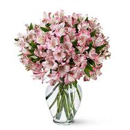 Bouquet of 19 alstromeries - flowers and bouquets on roza.pl.ua