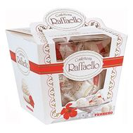 Raffaello sweets - flowers and bouquets on roza.pl.ua
