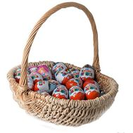 25 Kinder Surprises - flowers and bouquets on roza.pl.ua
