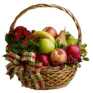 Fruit Basket - flowers and bouquets on roza.pl.ua