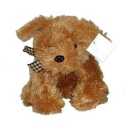 Soft toy - Doggie - flowers and bouquets on roza.pl.ua