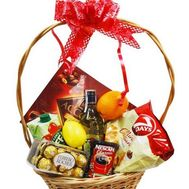 Gift shopping cart - flowers and bouquets on roza.pl.ua