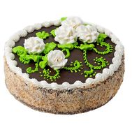 Cake from the bakery - flowers and bouquets on roza.pl.ua