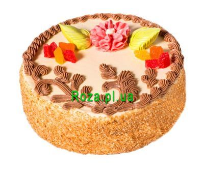 """Sponge cake"" in the online flower shop roza.pl.ua"