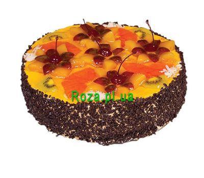 """Fruit cake"" in the online flower shop roza.pl.ua"