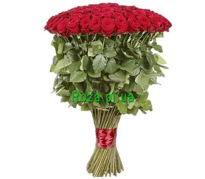 """101 meter rose"" in the online flower shop roza.pl.ua"