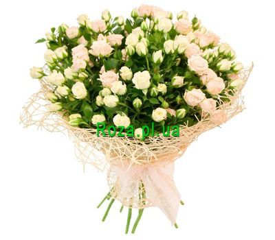 """21 cluster rose"" in the online flower shop roza.pl.ua"