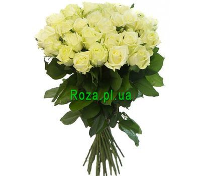 """""""Bouquet of 25 roses"""" in the online flower shop roza.pl.ua"""