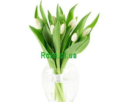 """""""Букет из 11 тюльпанов"""" в интернет-магазине цветов roza.pl.ua"""