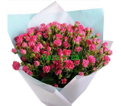 """""""Букет кустовых роз для девушки"""" в интернет-магазине цветов roza.pl.ua"""