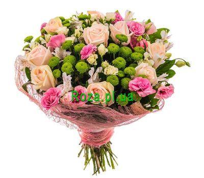 """""""Элегантный букет для женщины"""" в интернет-магазине цветов roza.pl.ua"""