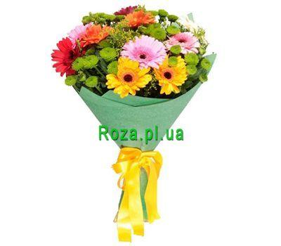"""""""Необычайно красивый букет"""" в интернет-магазине цветов roza.pl.ua"""