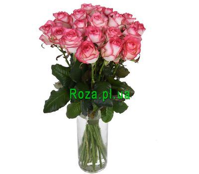 """Original roses in a bouquet"" in the online flower shop roza.pl.ua"