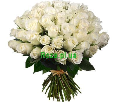 """""""Charming bouquet of imported roses"""" in the online flower shop roza.pl.ua"""