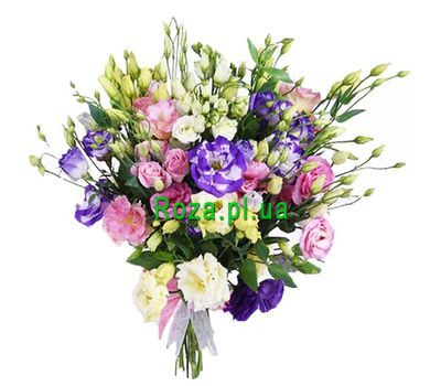 """""""Multicolored eustoms"""" in the online flower shop roza.pl.ua"""