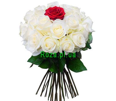 """You are the only one"" in the online flower shop roza.pl.ua"