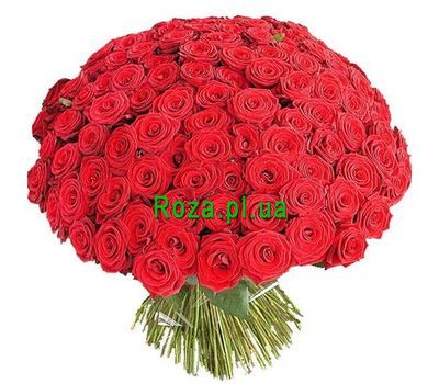 """Bouquet of 251 roses"" in the online flower shop roza.pl.ua"