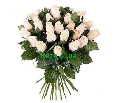 """""""Букет из 31 кремовой розы"""" в интернет-магазине цветов roza.pl.ua"""