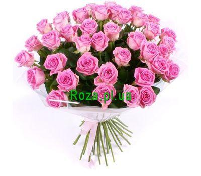 """""""Букет из 51 розовой розы"""" в интернет-магазине цветов roza.pl.ua"""