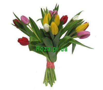 """""""Букет из 17 тюльпанов"""" в интернет-магазине цветов roza.pl.ua"""