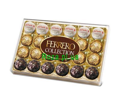 """Ferrero Collection"" in the online flower shop roza.pl.ua"