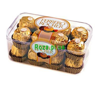 """Ferrero Rocher"" in the online flower shop roza.pl.ua"