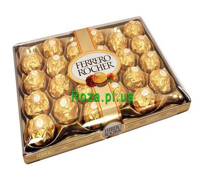 """Ferrero Rocher 300 g"" in the online flower shop roza.pl.ua"