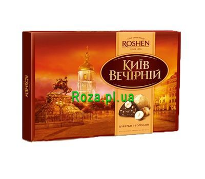 """Box of sweets - Evening Kiev"" in the online flower shop roza.pl.ua"