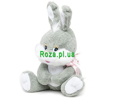 """Soft toy - Bunny"" in the online flower shop roza.pl.ua"