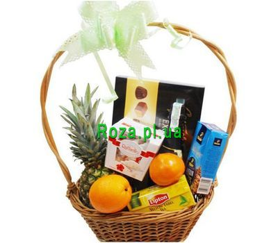 """Shopping Cart products"" in the online flower shop roza.pl.ua"