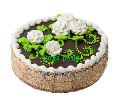 """""""Cake from the bakery"""" in the online flower shop roza.pl.ua"""